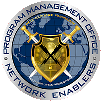 Pm Net E Program Management Office Network Enablers Logo